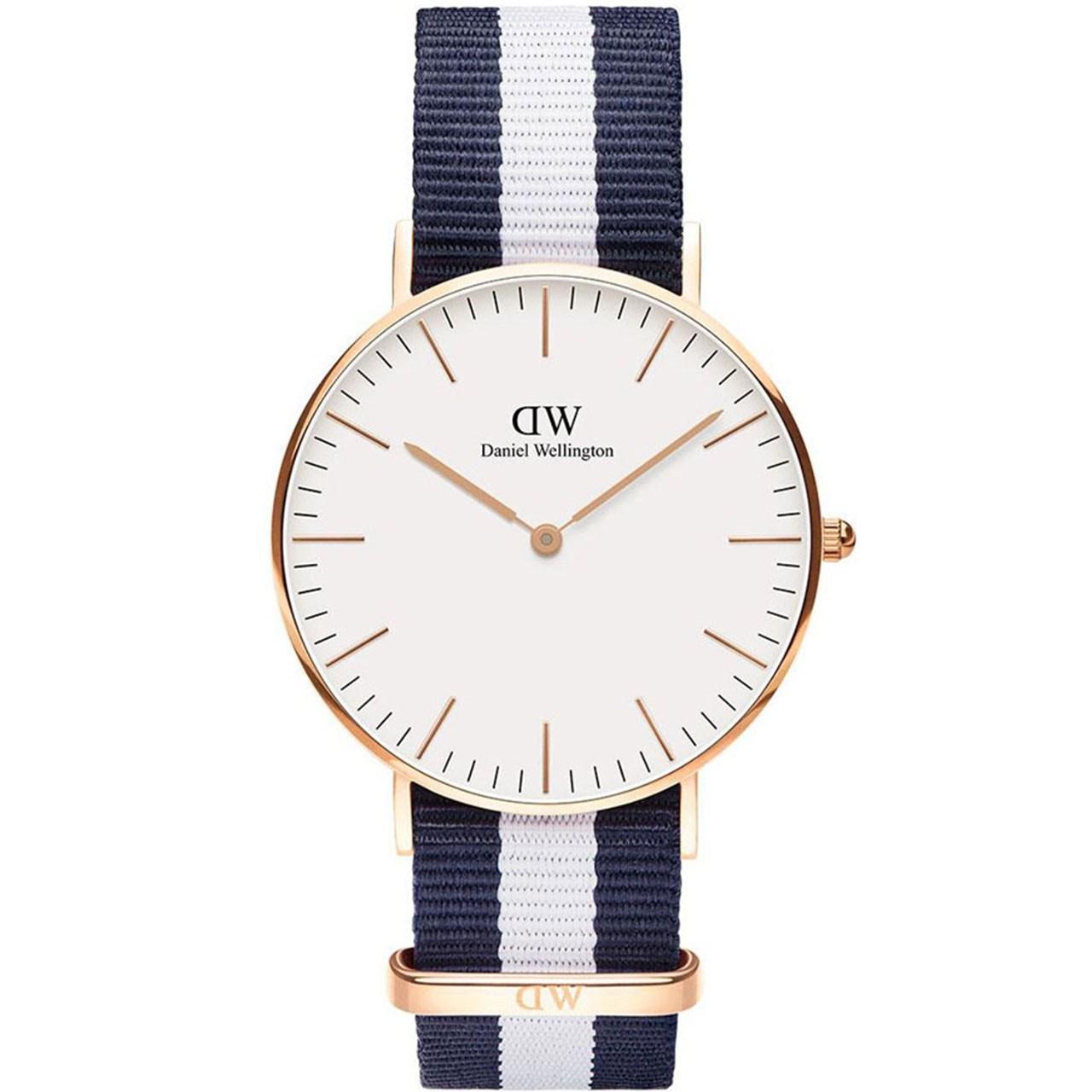 ساعت مچی عقربه ای زنانه دنیل ولینگتون مدل DW00100031              خرید (⭐️⭐️⭐️)