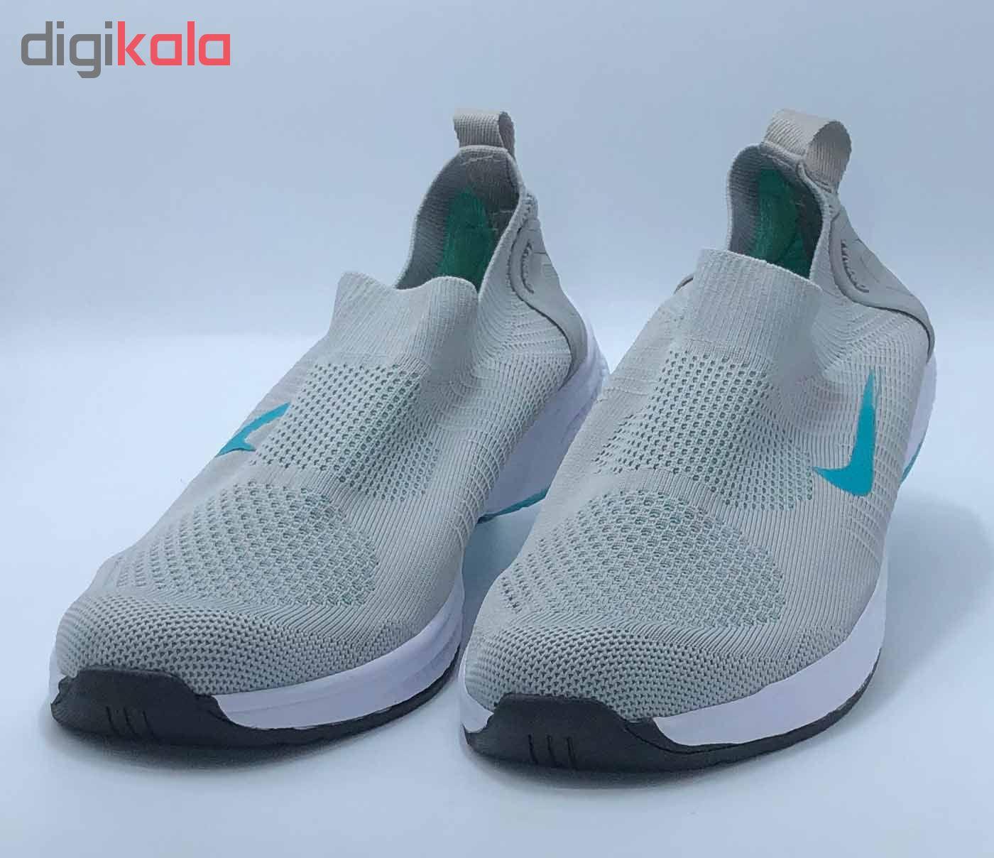 کفش مخصوص پیاده روی مردانه کد UM 451
