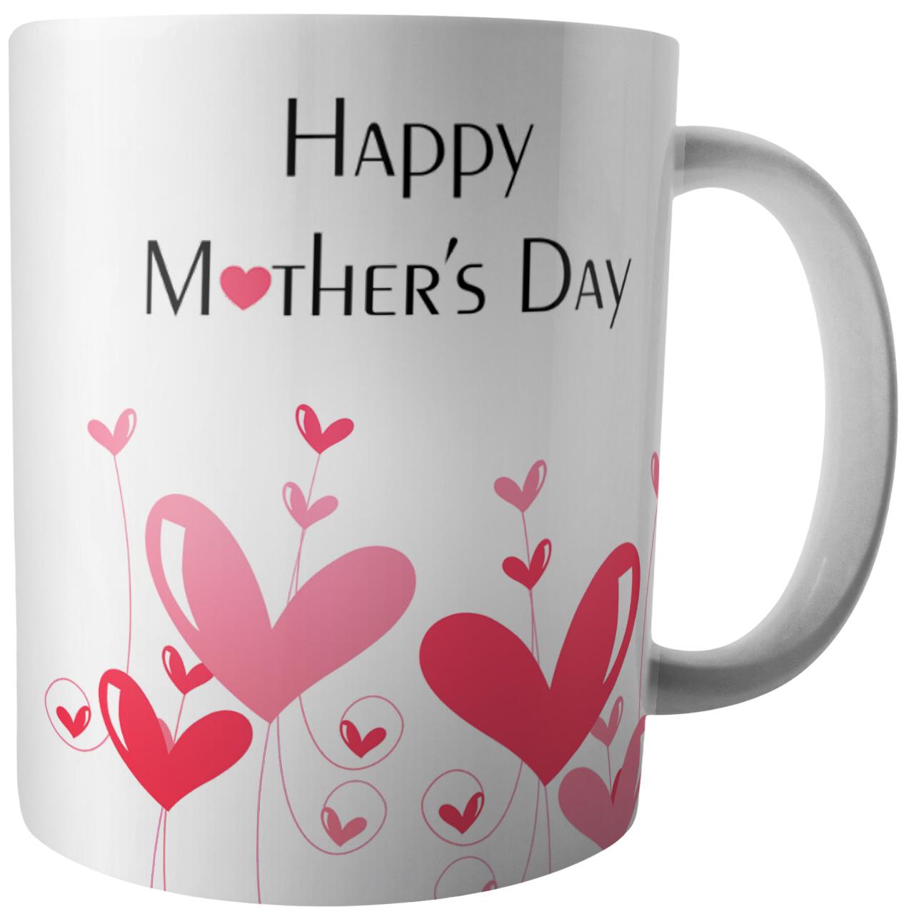 عکس ماگ آکو طرح روز مادر کد B04