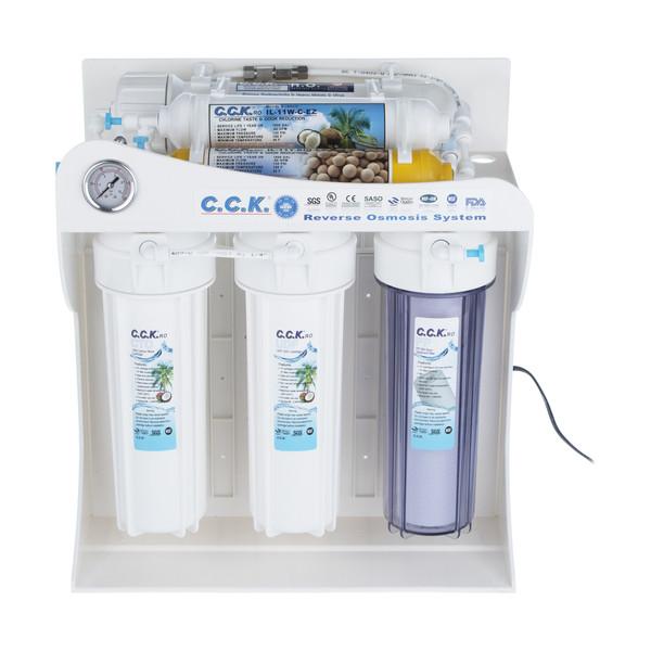 دستگاه تصفیه کننده آب خانگی سی سی کی مدل RO-988