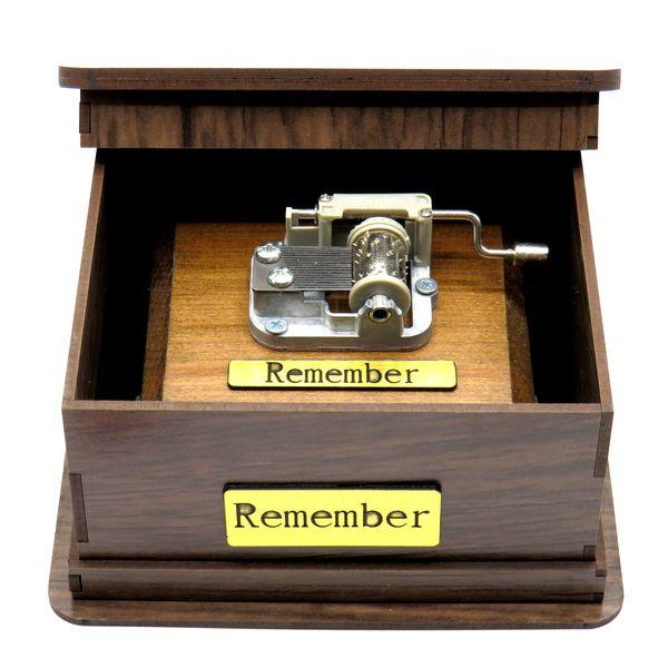 جعبه موزیکال ایل تمپو فلیچیتا مدل Remmber - 700