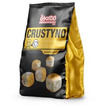نان کراستینو سیر و شوید نان آوران وزن 200 گرم