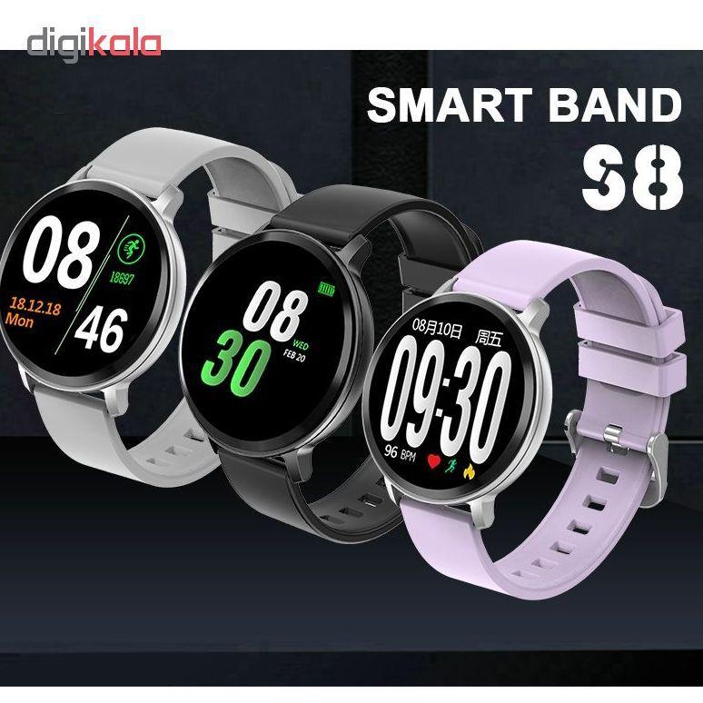 ساعت هوشمند مدل s8 main 1 5