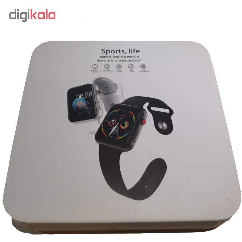 ساعت هوشمند مدل s8 main 1 7