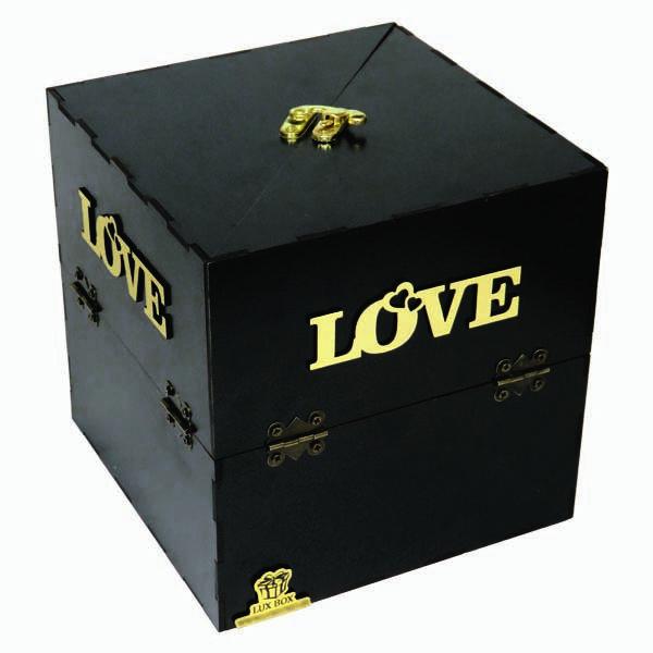 جعبه هدیه لوکس باکس کد LB240