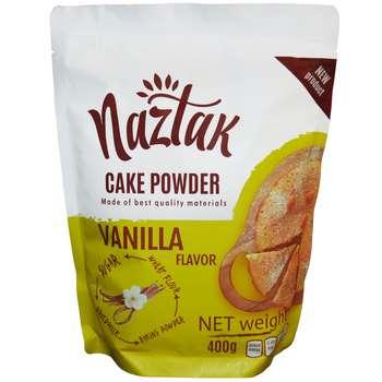پودر کیک وانیلی نازتک - 400 گرم