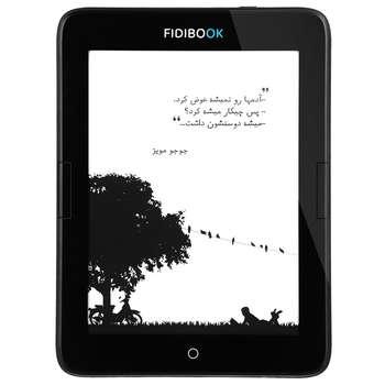 کتاب خوان فیدیبوک مدل Hannah F1 WiFi ظرفیت 8 گیگابایت
