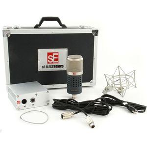 میکروفون لامپی استودیویی اس ای الکترونیکس مدل Gemini II