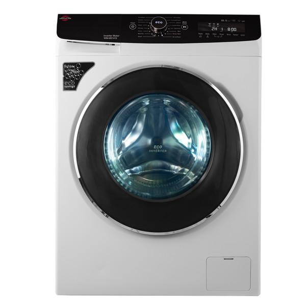 ماشین لباسشویی پارس خزر مدل WM-8514 ظرفیت 8.5 کیلوگرم