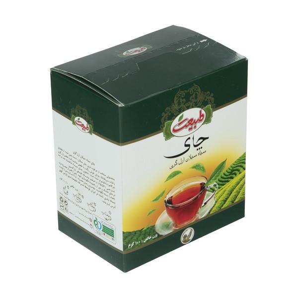 چای سیاه سیلان ارل گری طبیعت - 100 گرم