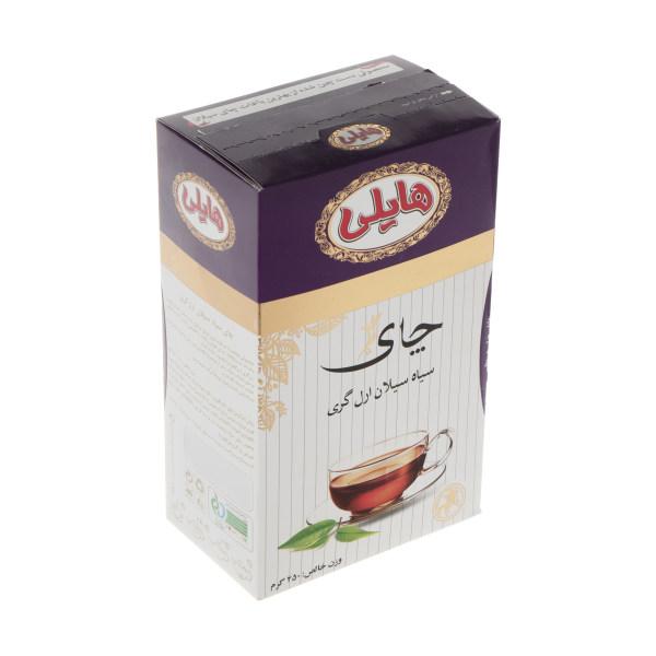 چای سیاه سیلان ارل گری هایلی - 450 گرم