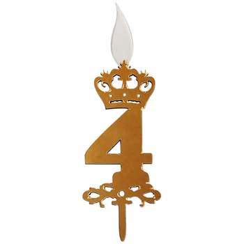شمع تولد طرح عدد 4