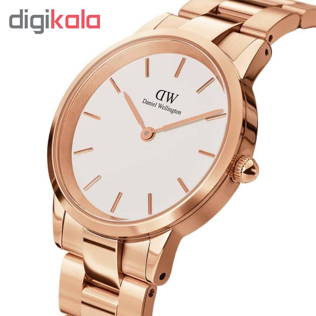 ساعت مچی عقربه ای زنانه دنیل ولینگتون مدل DW00100213              خرید (⭐️⭐️⭐️)