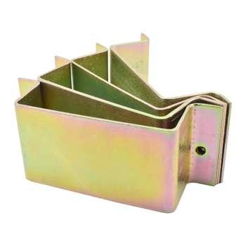 محافظ ضد سرقت در خودرو کد 25 مناسب برای پژو 207 بسته 4 عددی