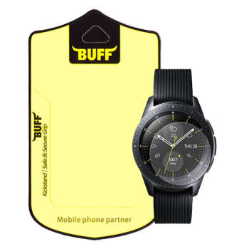 محافظ صفحه نمایش بوف مدل Hg01 مناسب برای ساعت هوشمند سامسونگ Gear S4 46mm