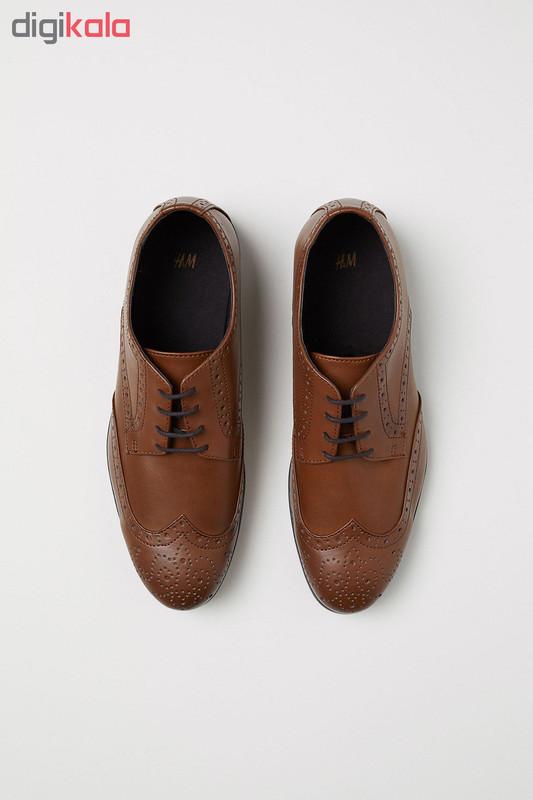 کفش مردانه اچ اند ام کد 0645400001