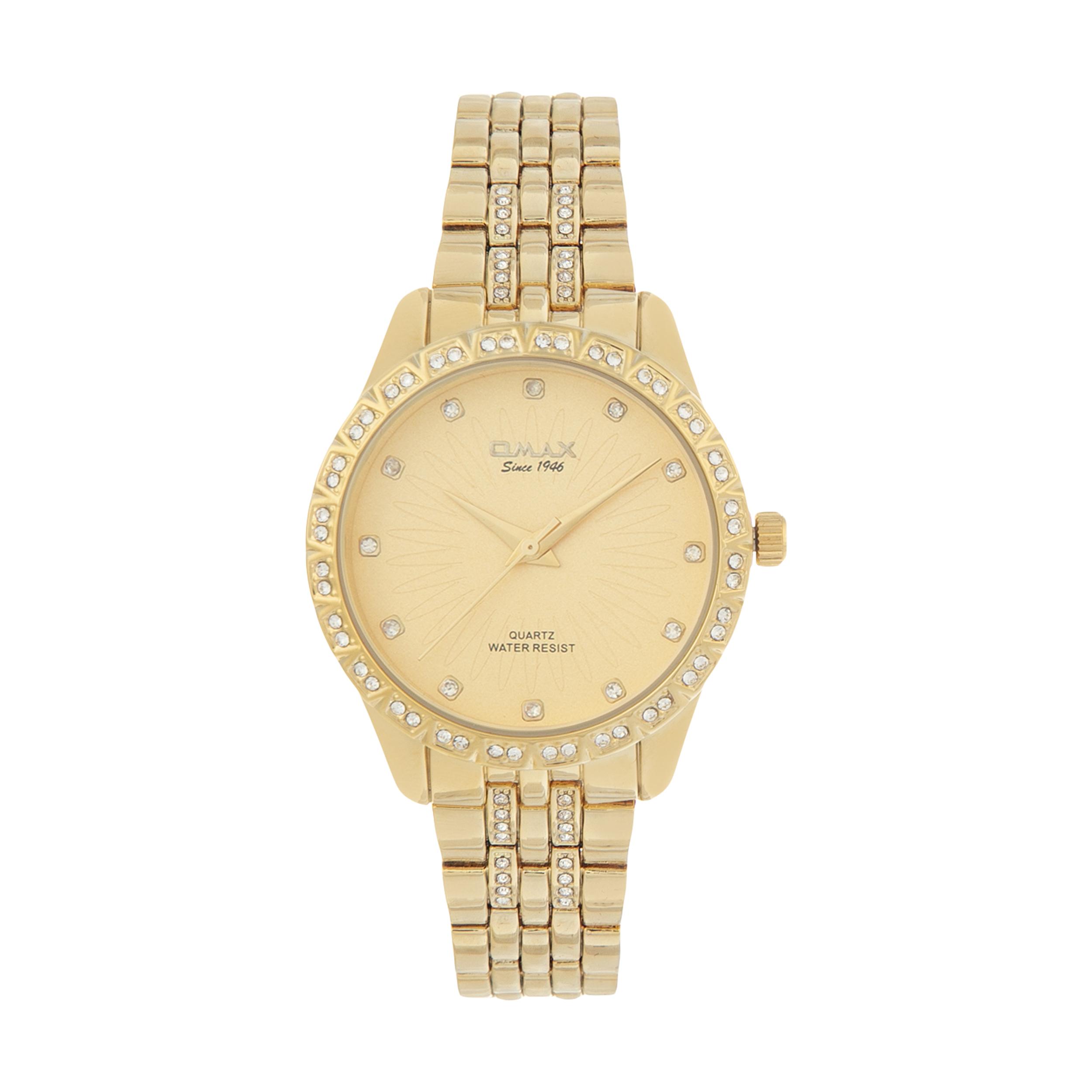 ساعت مچی عقربه ای زنانه اومکس مدل JDP010 کد 16              ارزان