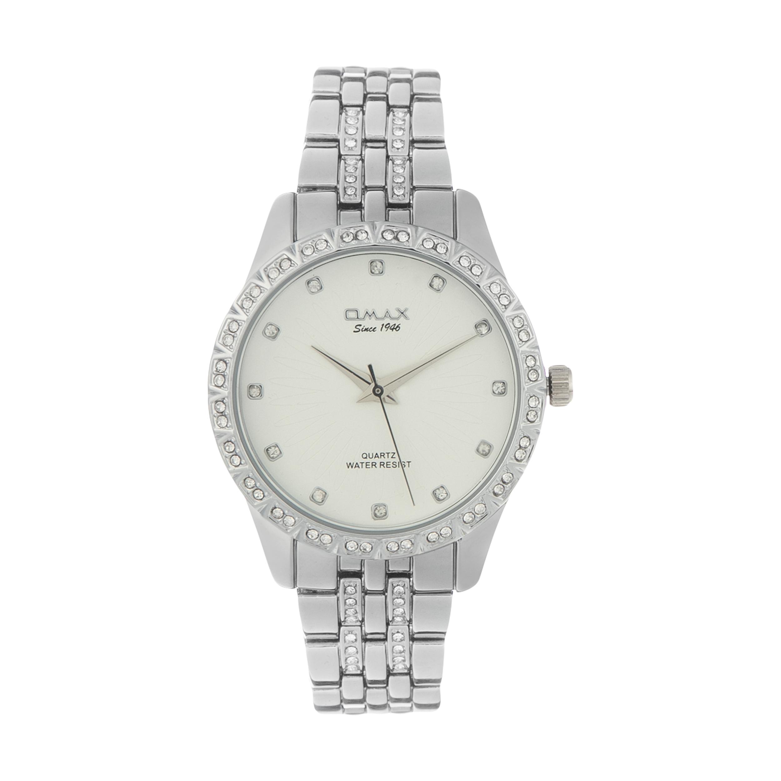 ساعت مچی عقربه ای زنانه اومکس مدل JDP010 کد 14