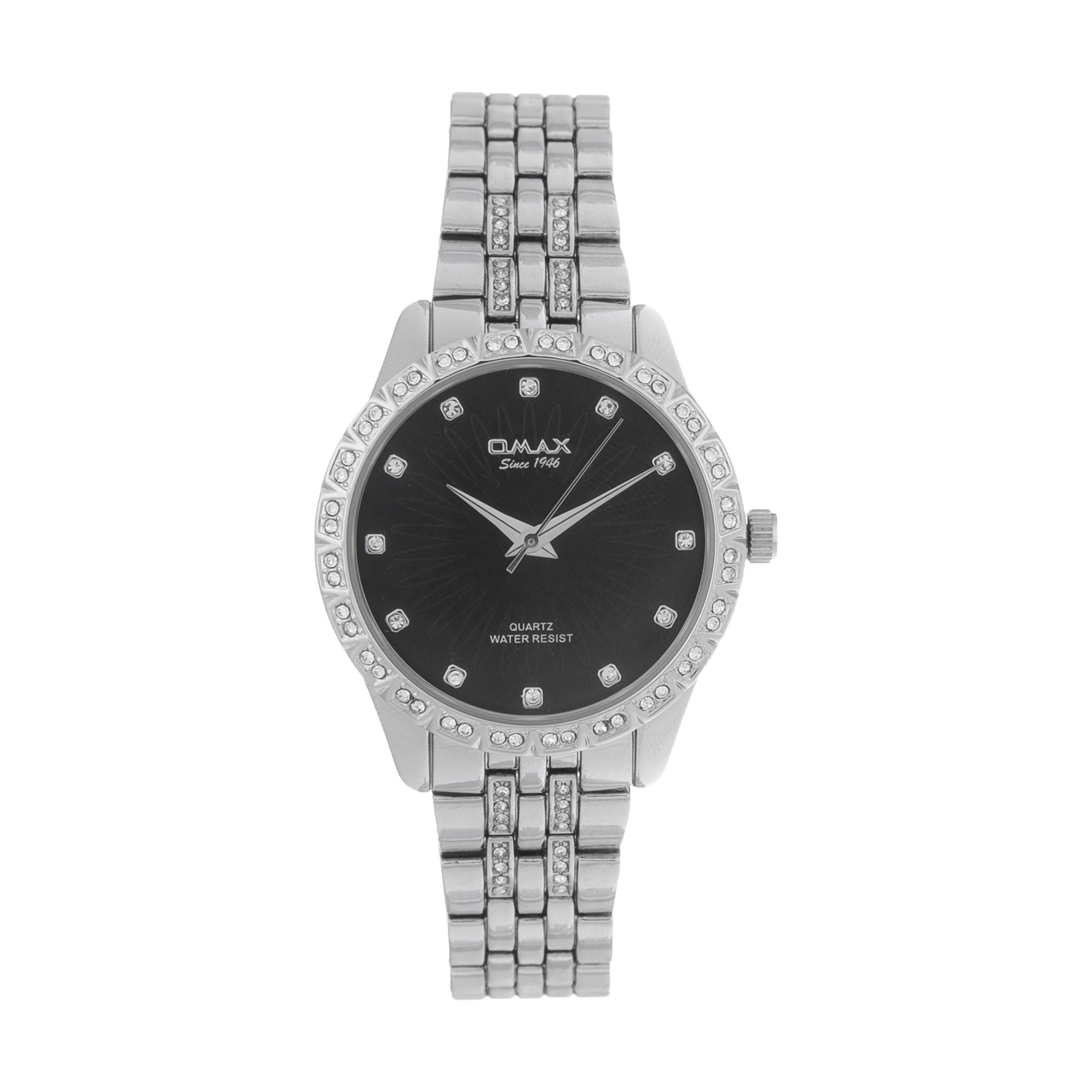 ساعت مچی عقربه ای زنانه اومکس مدل JDP010 کد 13