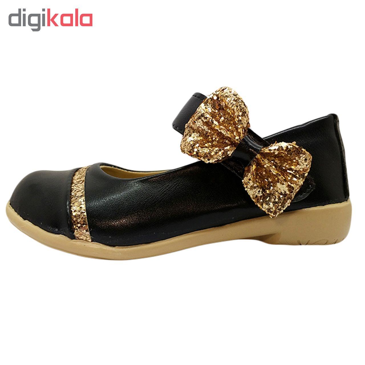 کفش دخترانه کد PAPI_BLDM22