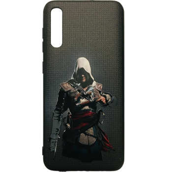 کاور طرح Warrior کد 1512 مناسب برای گوشی موبایل سامسونگ Galaxy A30s / A50s / A50