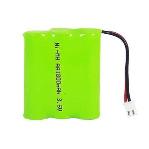 باتری شارژی 3.6 ولت مدل TNIMH1800