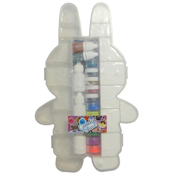 بازی آموزشی گودی اسلایم طرح خرگوش مدل 1504