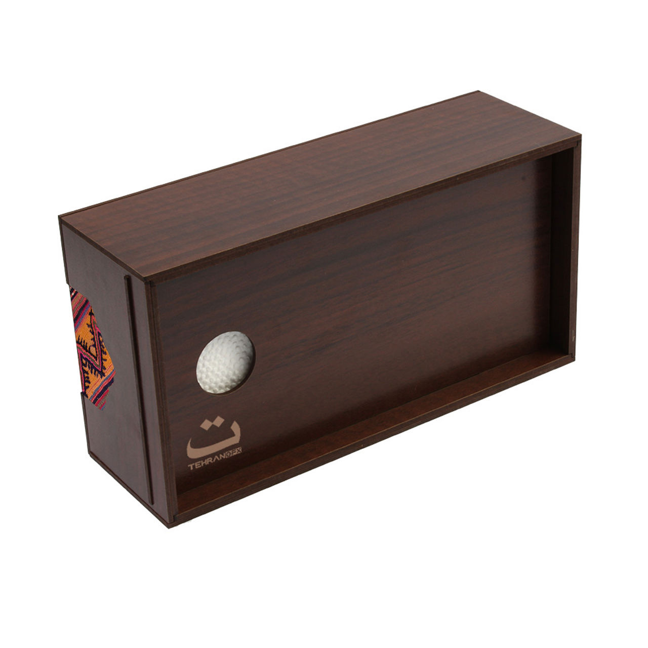 جعبه دستمال کاغذی تهران جی اف ایکس مدل D156 main 1 2