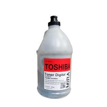 پودر شارژ مشکی 450 گرمی میرا مدل TOSHI