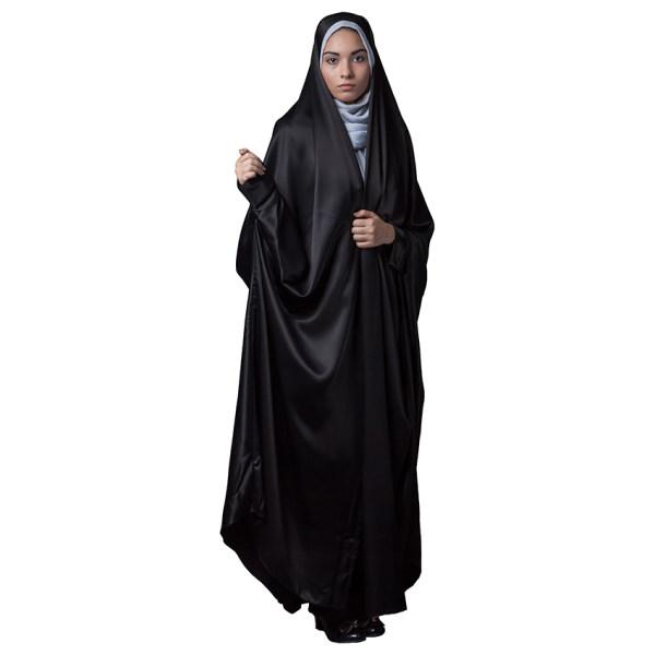 چادر دانشجویی حجاب فاطمی کد Kri 1020