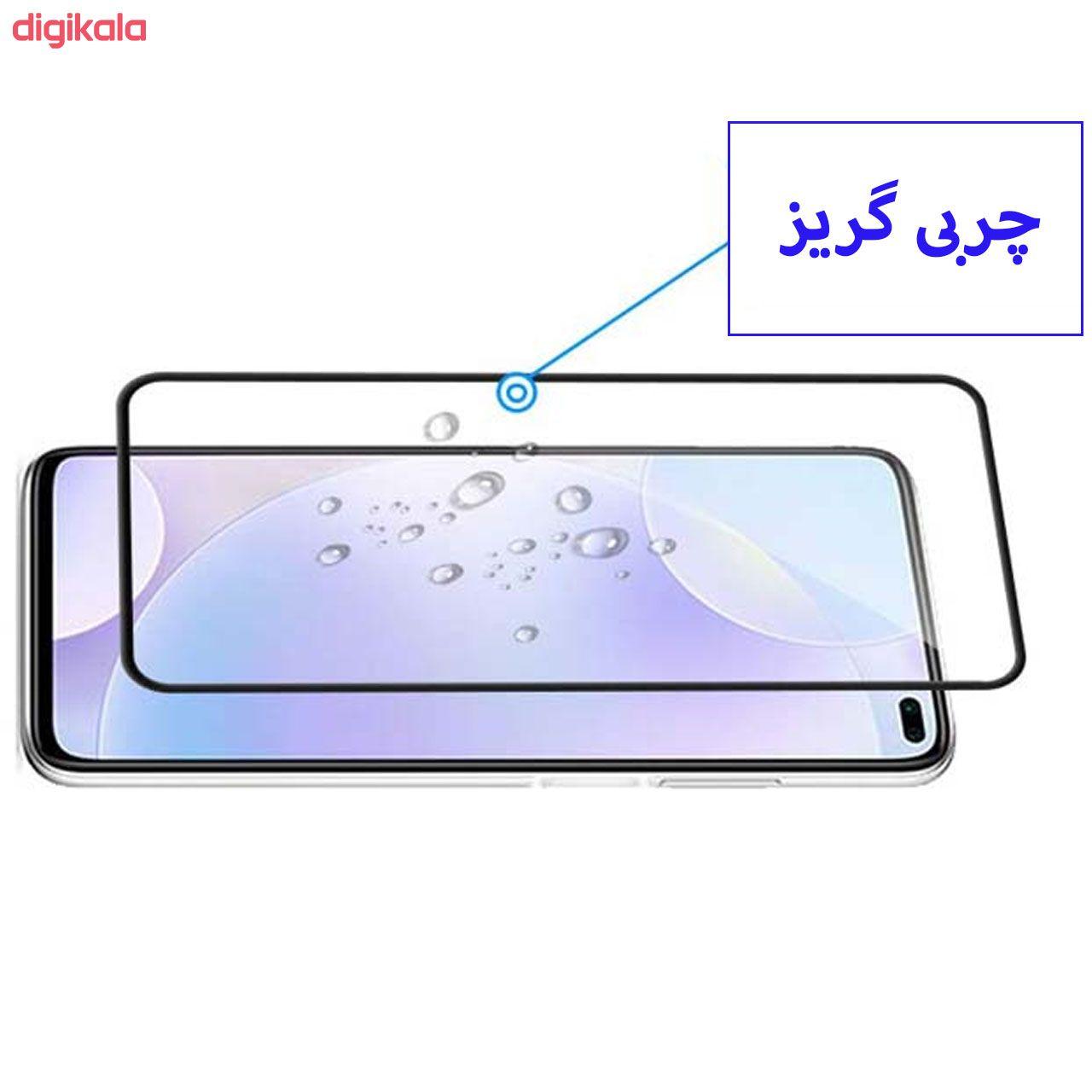 محافظ صفحه نمایش تراستکتور مدل GSS مناسب برای گوشی موبایل شیائومی Redmi K30 بسته 3 عددی main 1 2