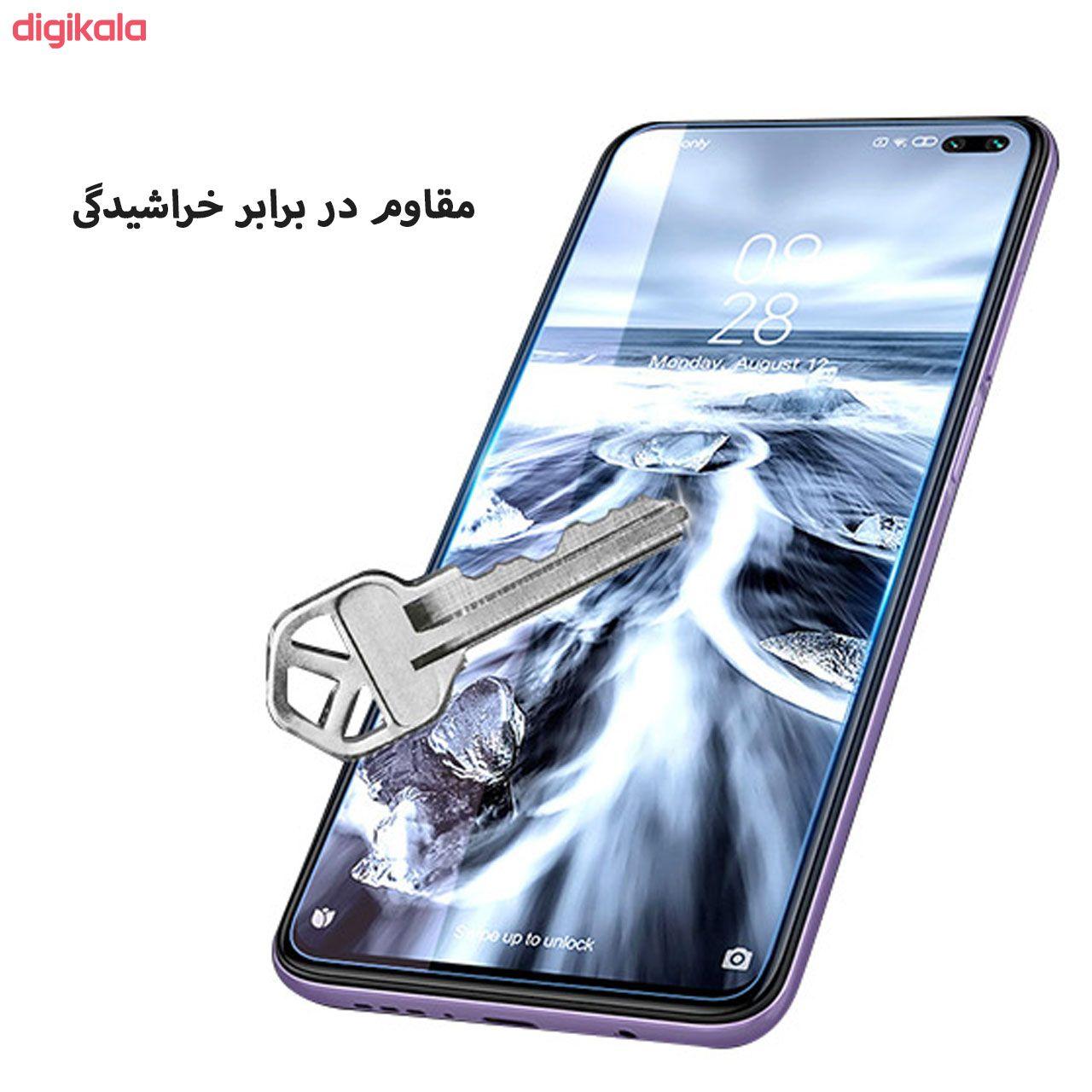 محافظ صفحه نمایش تراستکتور مدل GSS مناسب برای گوشی موبایل شیائومی Redmi K30 بسته 3 عددی main 1 3