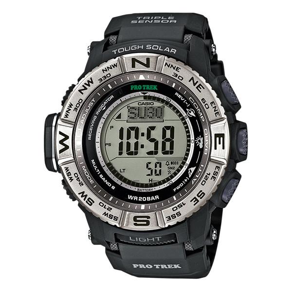 ساعت مچی دیجیتال مردانه کاسیو مدل پروترک کد PRW-3500-1DR