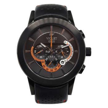 ساعت مچی عقربه ای مردانه ویولت مدل 0098G-LEATR