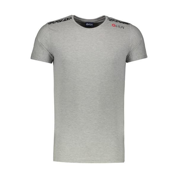 تی شرت ورزشی مردانه بی فور ران مدل 980318-93