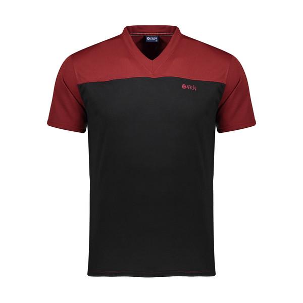 تی شرت ورزشی مردانه بی فور ران مدل 980317-7499