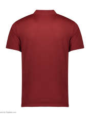 تی شرت ورزشی مردانه بی فور ران مدل 980317-7499 - قرمز - مشکی - 3