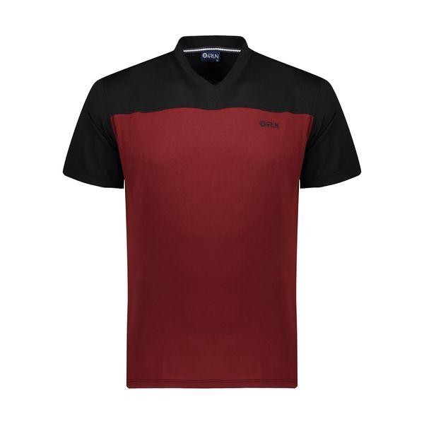 تی شرت ورزشی مردانه بی فور ران مدل 980317-9974