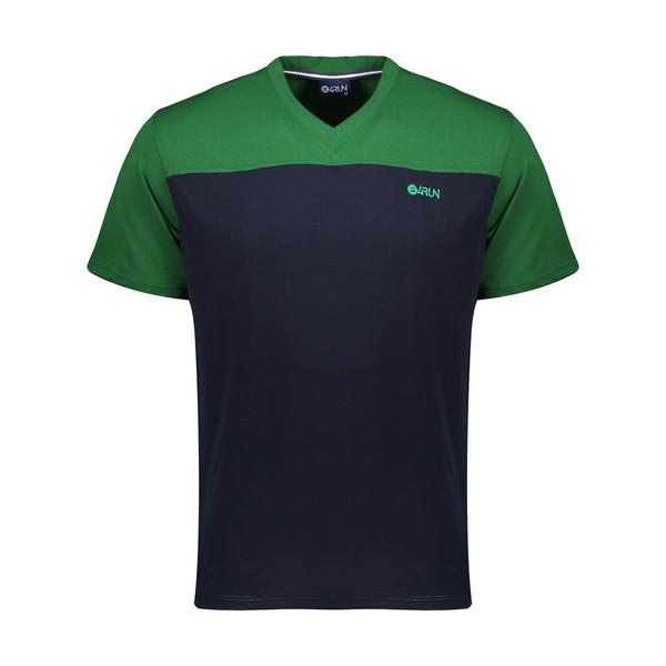 تی شرت ورزشی مردانه بی فور ران مدل 980317-4359