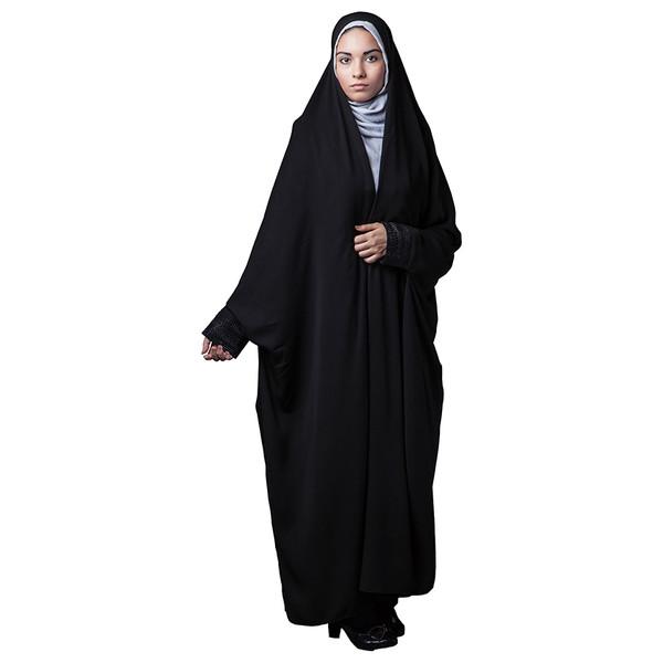 چادر دانشجوئی حجاب فاطمی مدل Maj 1026