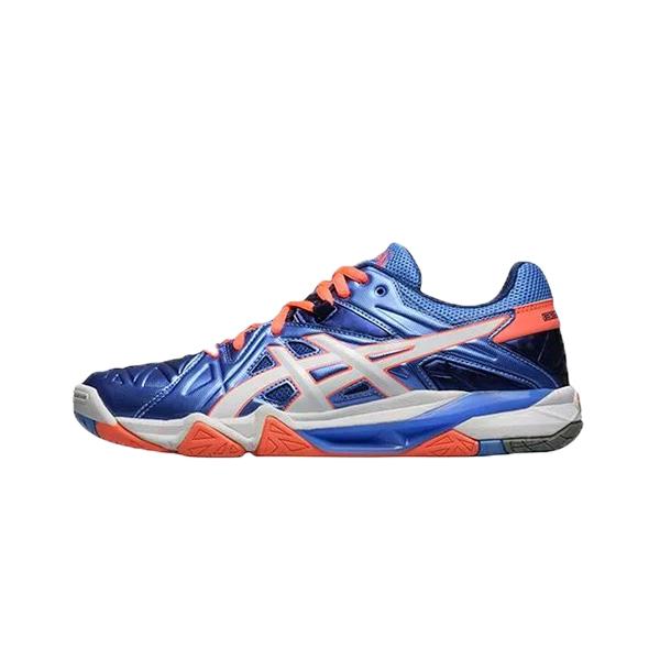 تصویر کفش والیبال زنانه آسیکس مدل gel sensei 6 b552y.4701