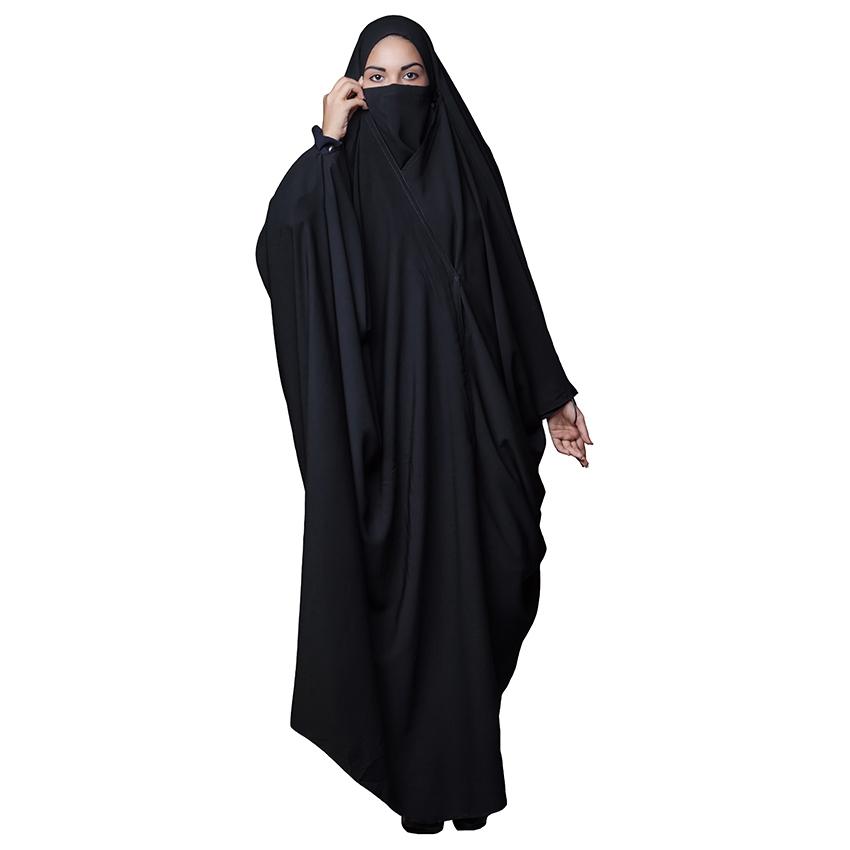 چادر بیروتی حجاب فاطمی مدل Har 1161