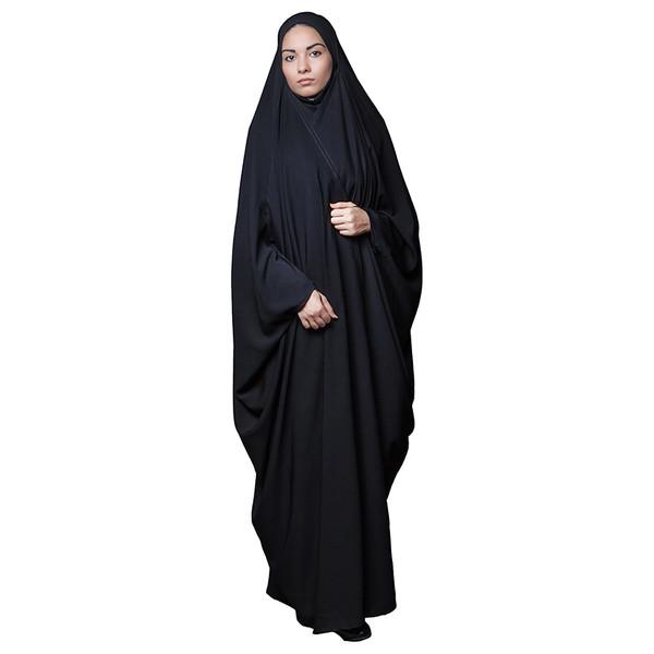 چادر بیروتی حجاب فاطمی مدل  krj 1064