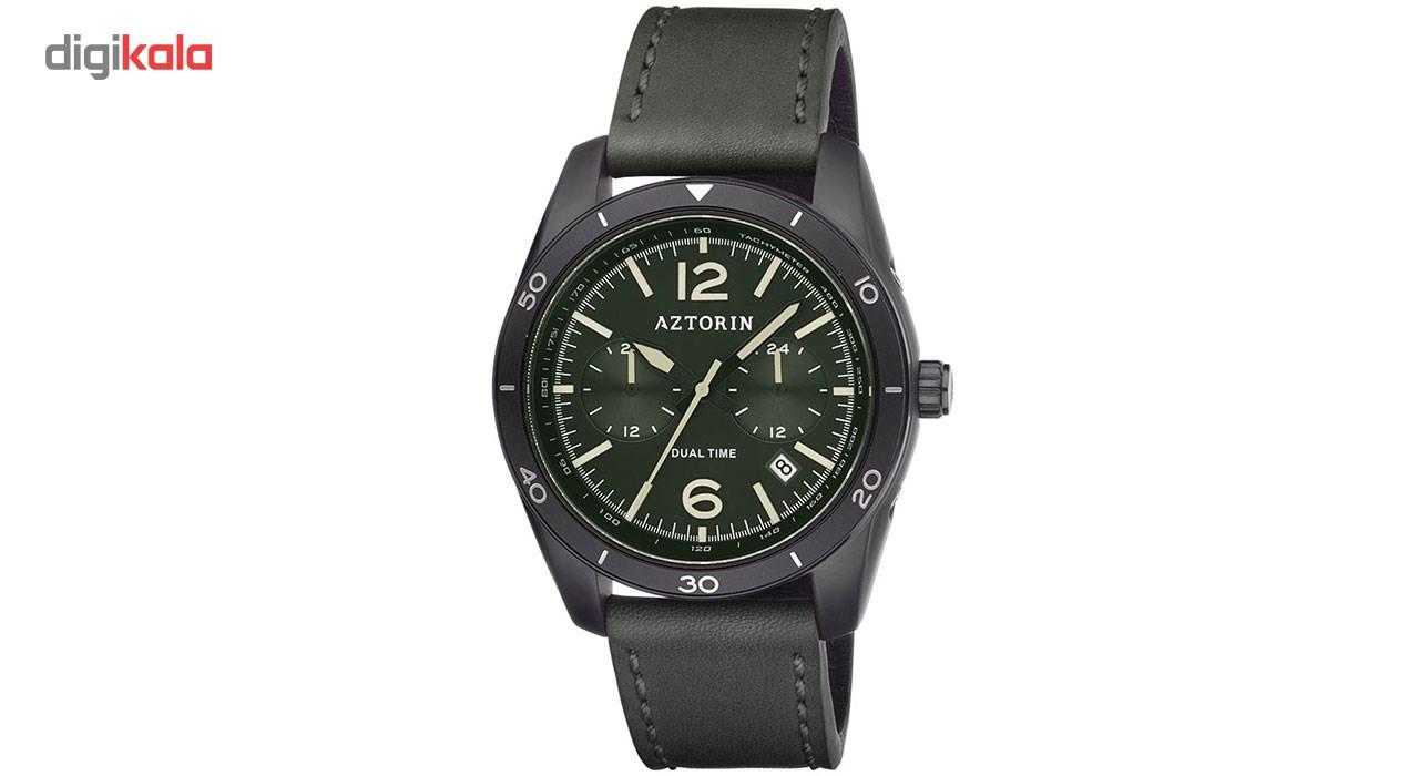 ساعت مچی عقربه ای مردانه ازتورین مدل A061.G296