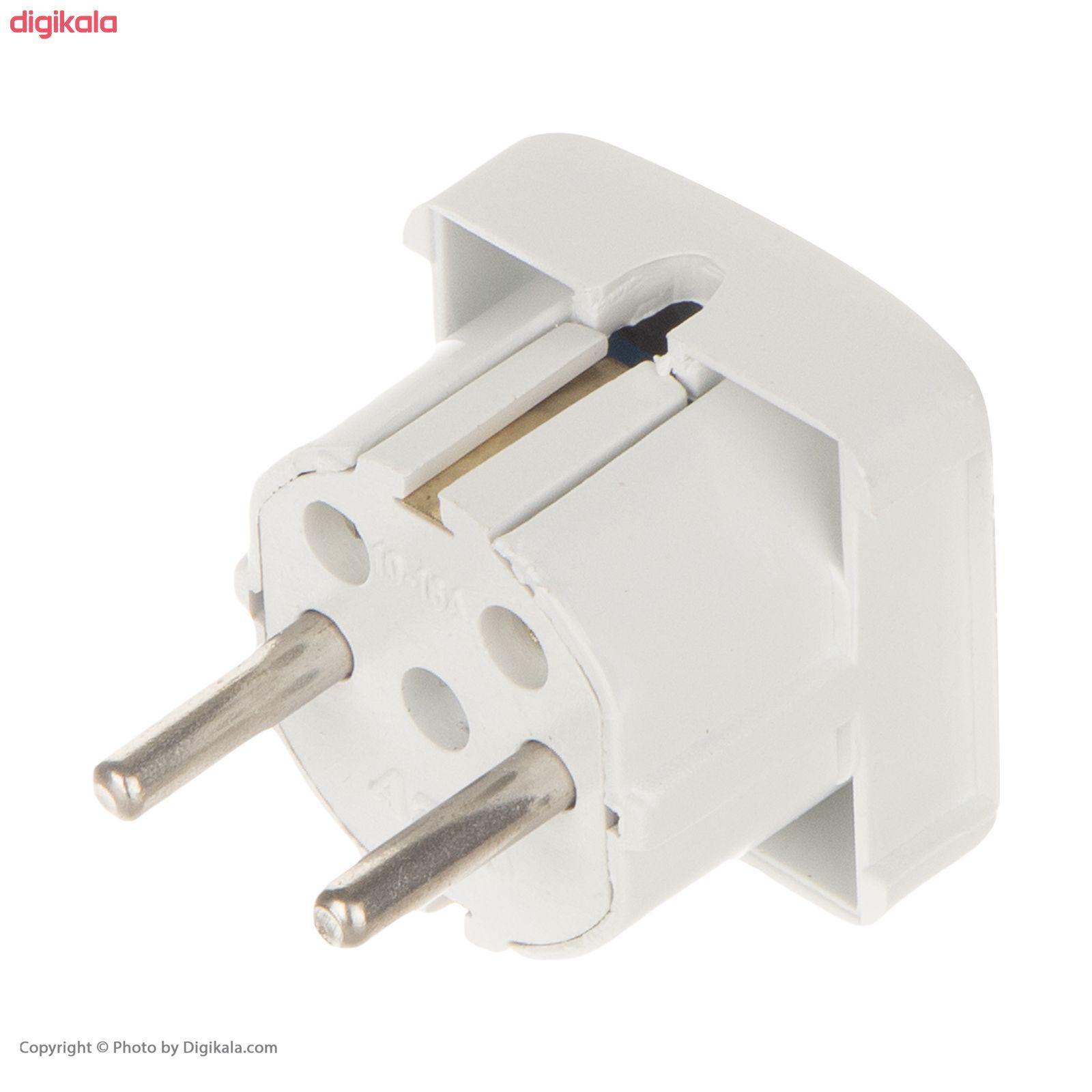 دوشاخه برق آذین مدل MR01 main 1 1