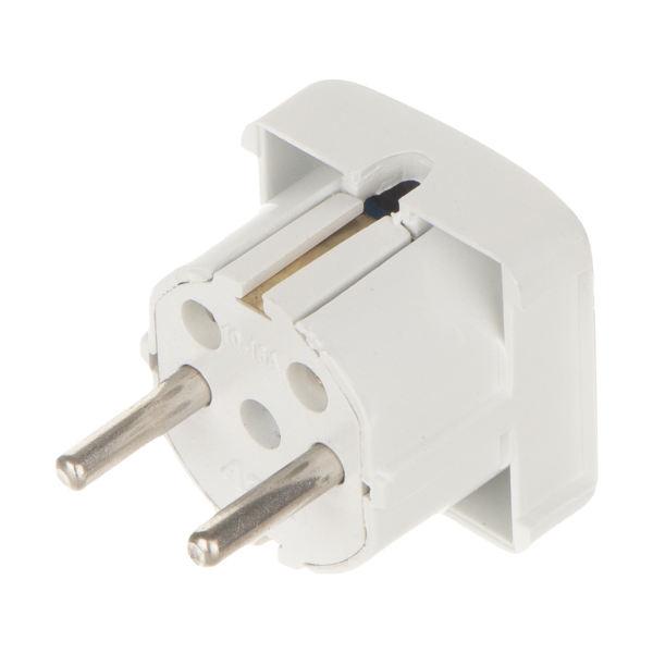دوشاخه برق آذین مدل MR01
