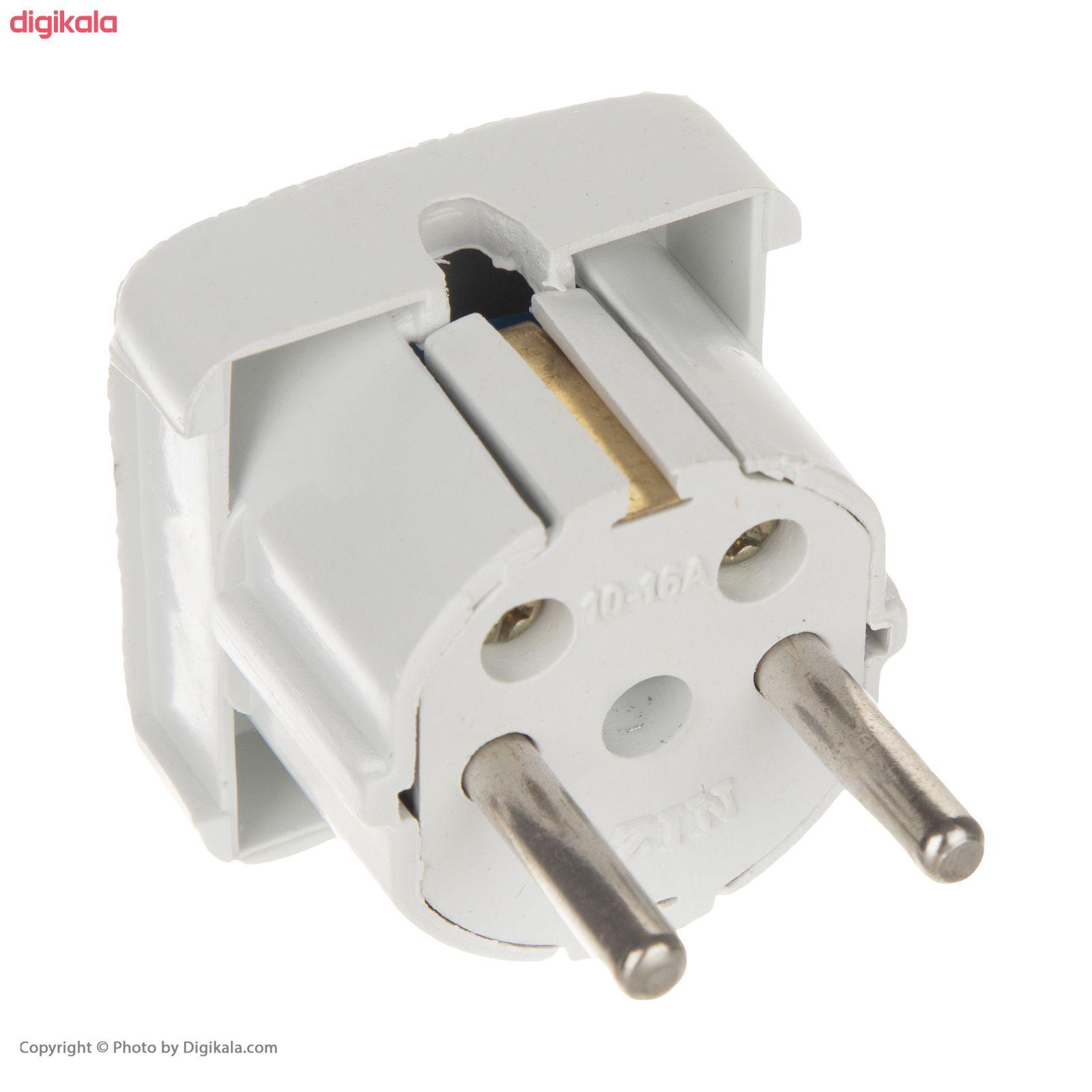 دوشاخه برق آذین مدل MR01 main 1 4