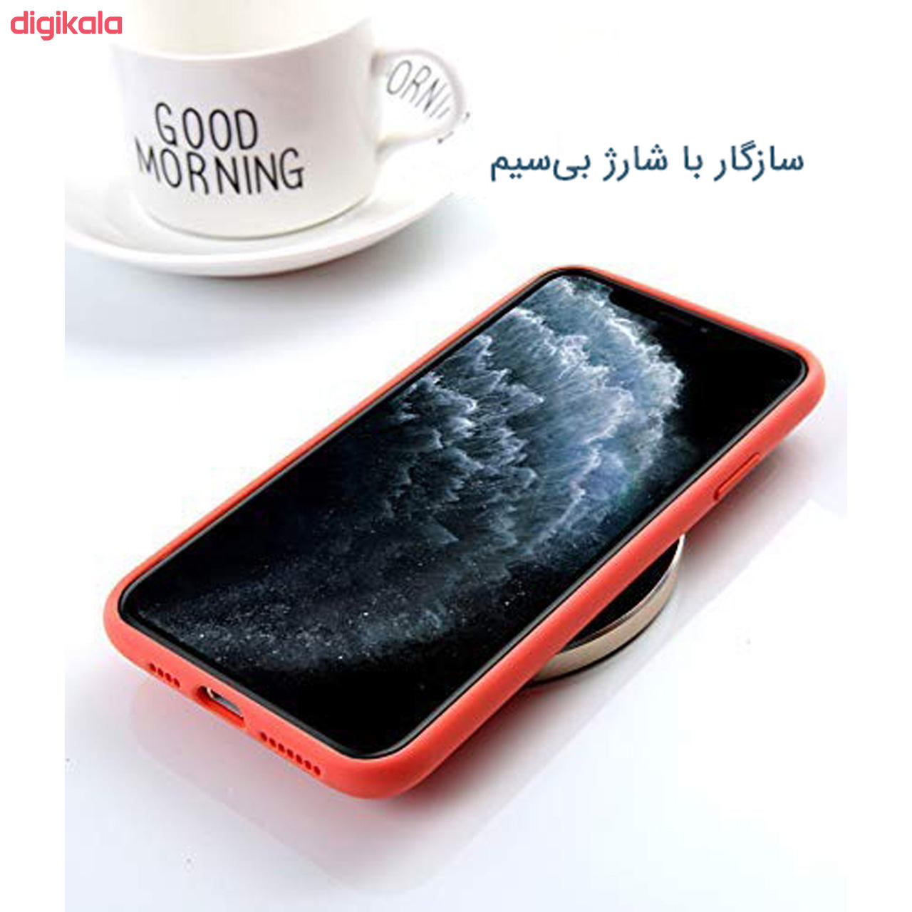 کاور وی کیس مدل Si01 مناسب برای گوشی موبایل اپل iPhone X/XS main 1 7