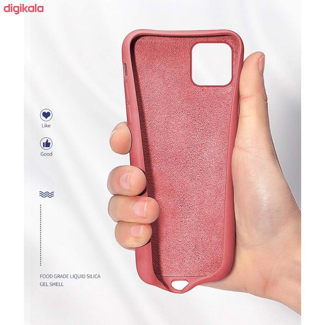 کاور وی کیس مدل Si01 مناسب برای گوشی موبایل اپل iPhone 11 main 1 4