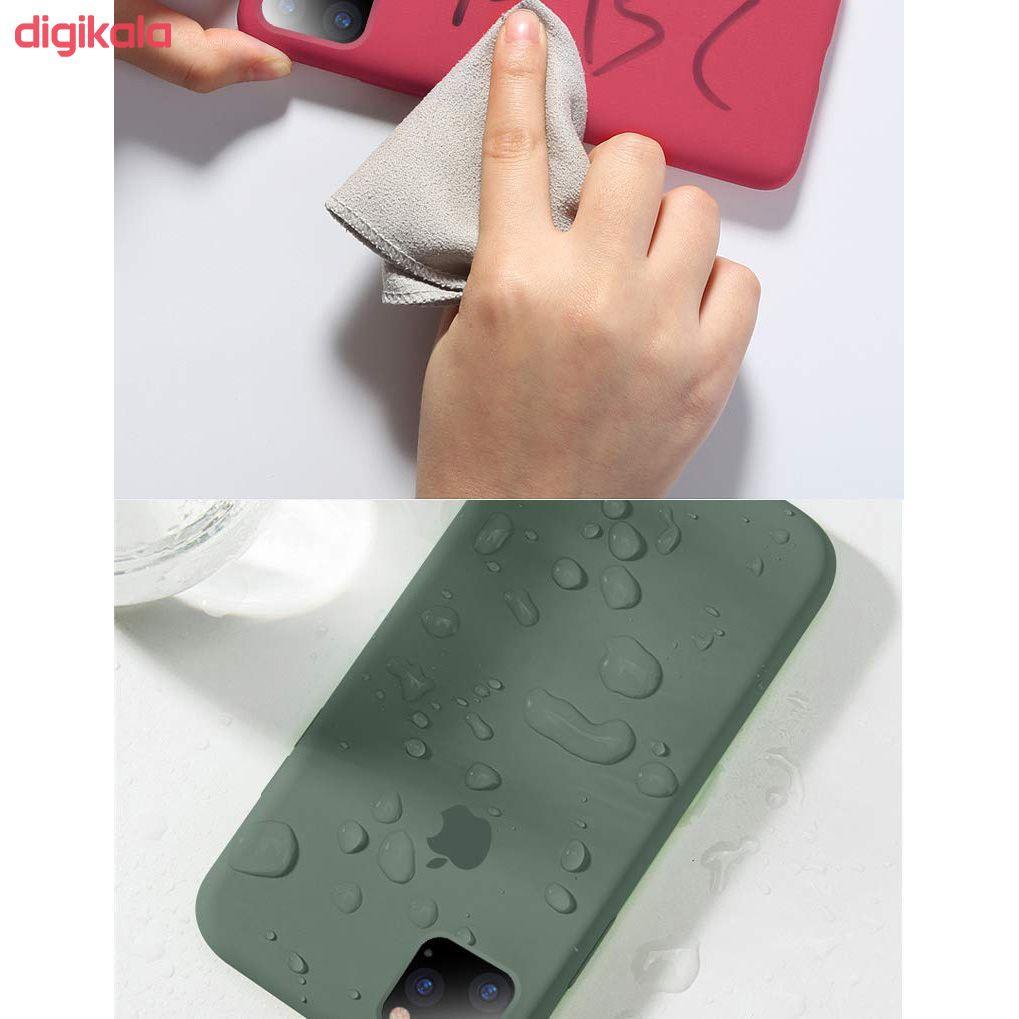 کاور وی کیس مدل Si01 مناسب برای گوشی موبایل اپل iPhone 11 main 1 8